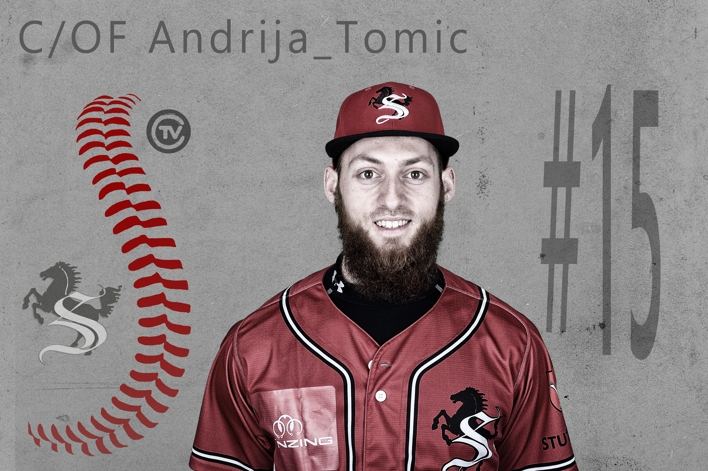 BB1 Andrija Tomic #15 C/OF
