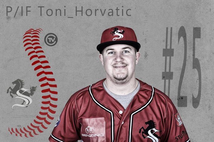 BB1 Toni Horvatic #25 P/IF