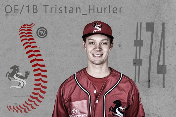 BB1 Tristan Hurler #74 OF/1B