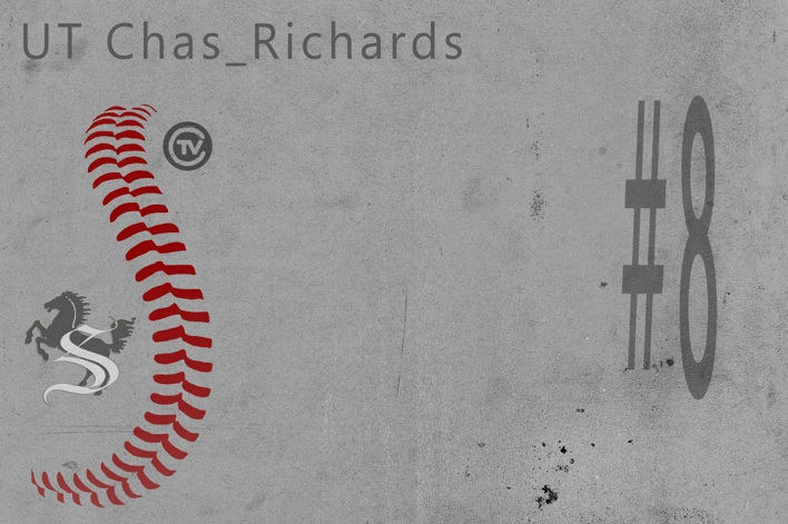 BB2 Chas Richards # 8 UT