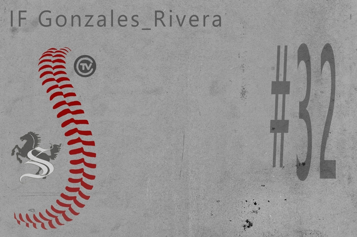 BB2 Gonzales Rivera #32 IF
