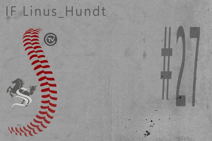 BB2 Linus Hundt #27 IF