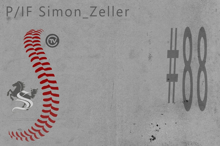 BB2 Simon Zeller #88 P/IF