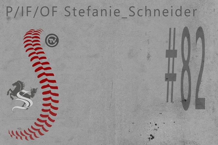 SB Stefanie Schneider #82 OF/IF/P