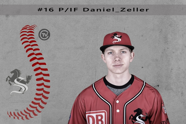 BB1 Daniel Zeller #16 IF/P