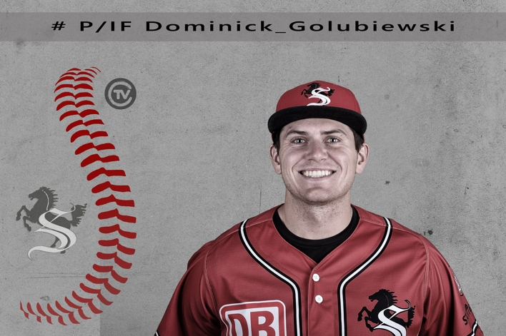 BB1 Dominick Golubiewski #18 P/IF