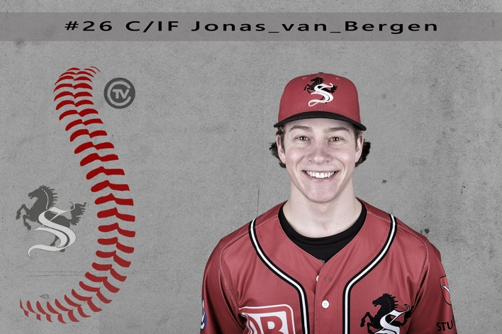BB1 Jonas Van Bergen #26 IF/C