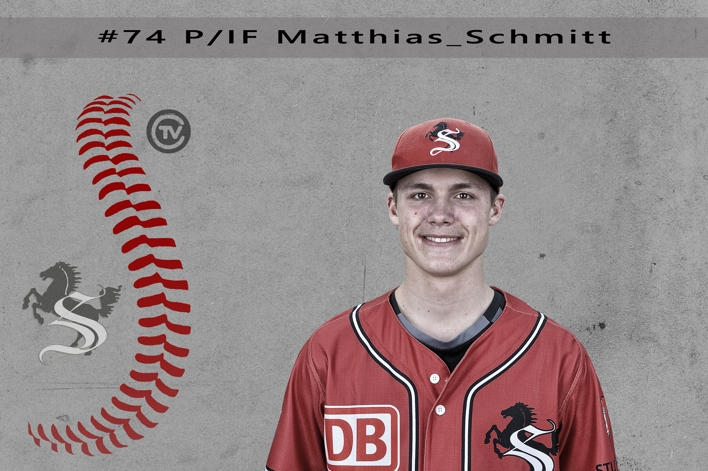 BB1 Mathias Schmitt #74 P/IF