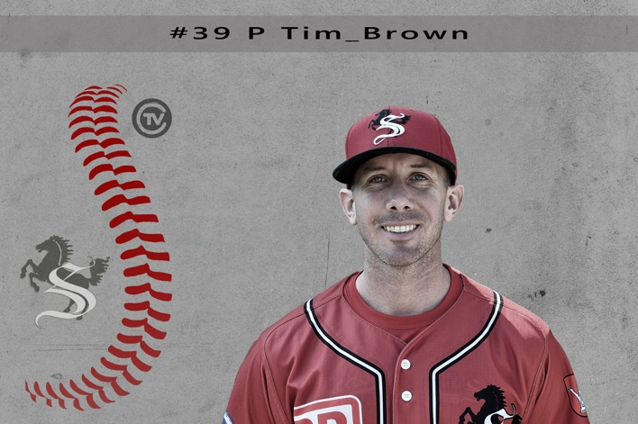 BB1 Tim Brown #39 P