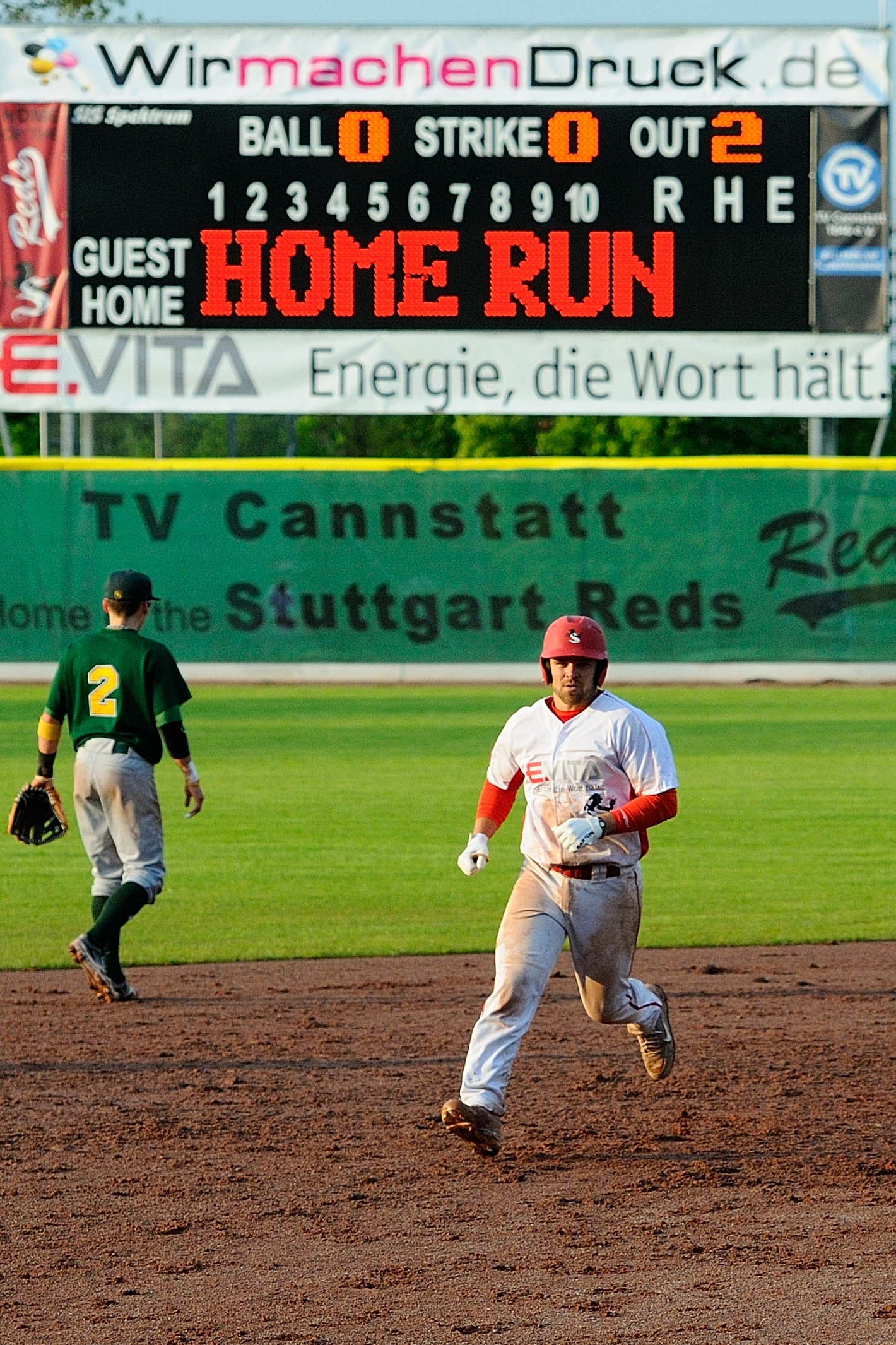 Emery Homerun Reds 25.05.2013