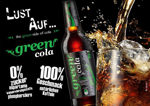 green cola lust auf green cola