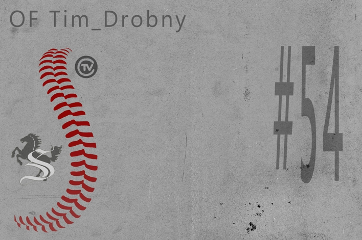 JUN Tim Drobny #54 OF