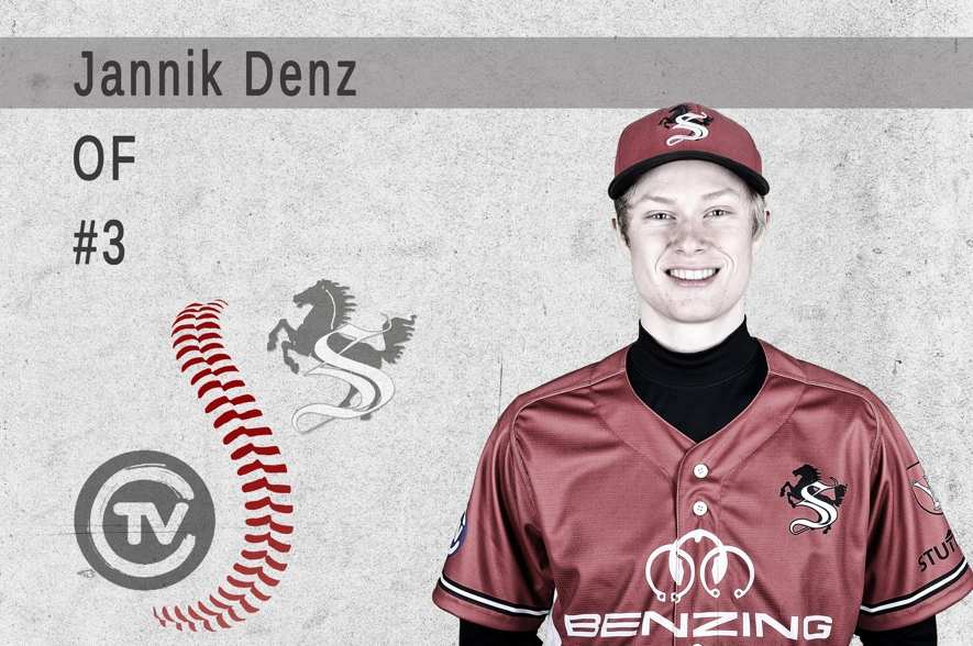 BB1 Jannik Denz # 3 OF