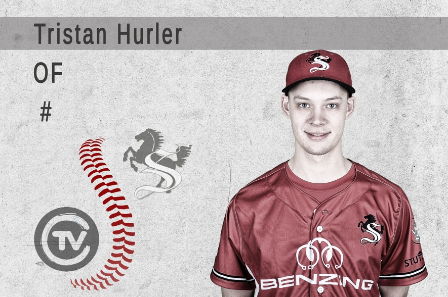 BB1 Tristan Hurler #18 OF/1B